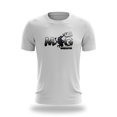 MTG Regular Tee White - Next Generation Clothing
