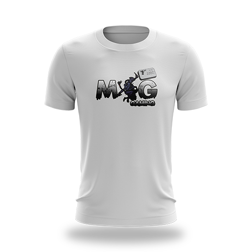 MTG Regular Tee White