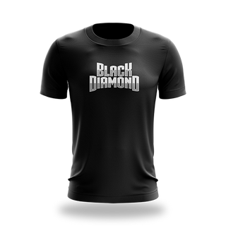 Black Diamond Black Tee