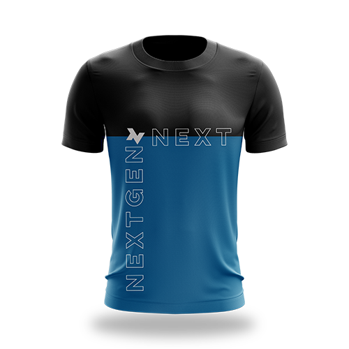 NextGen Two-Tone Performance T-Shirt - Next Generation Clothing