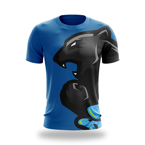 InTheSkies Panther Dri-Fit Tee - Next Generation Clothing