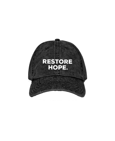 Restore Hope Vintage Dad Hat