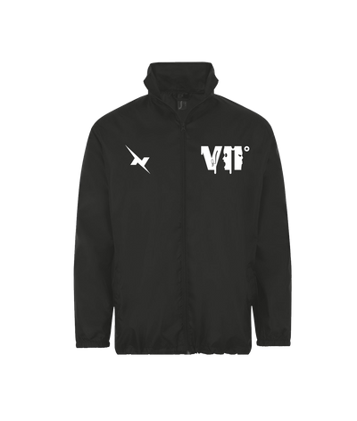 VII Windbreaker Black