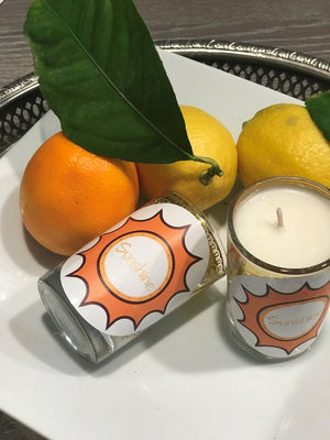 The Sunshine Candle