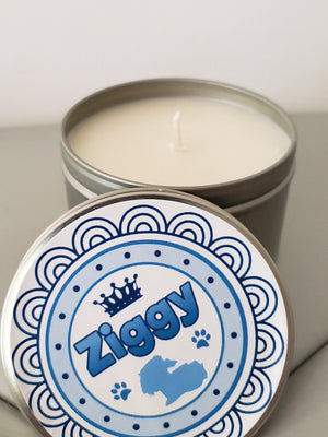The Ziggy Candle
