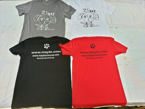 Ziggy T-Shirt Designed By Gia Garcia