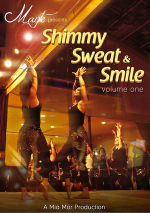 Shimmy Sweat & Smile DVD