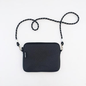 The CrossBody Bag - Black