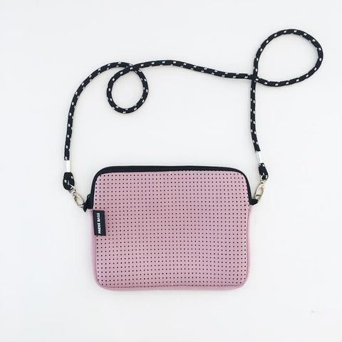 The CrossBody Bag - Baby Pink