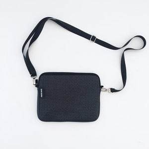 The CrossBody Bag - Charcoal Grey
