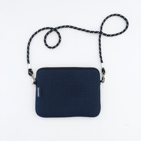 The CrossBody Bag - Navy Blue