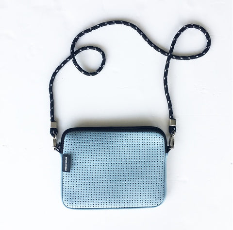 The CrossBody Bag - Pastel Blue