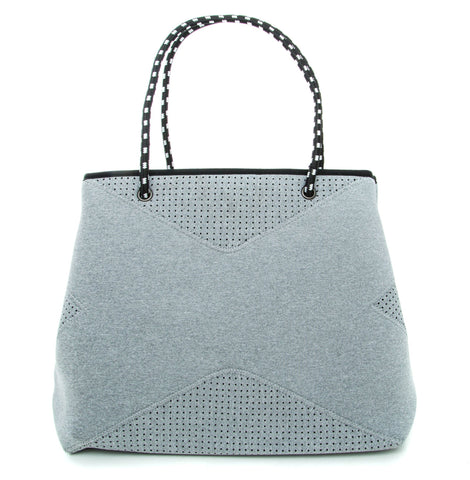The X Bag - Light Grey Marle