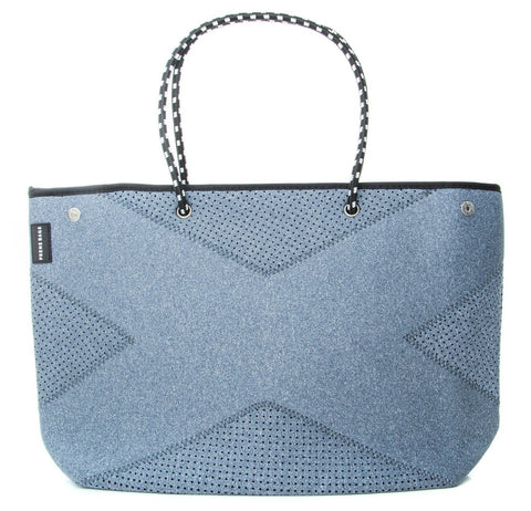 The X Bag - Denim Marle
