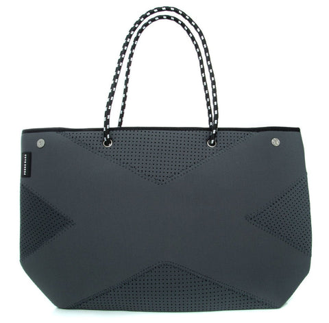 The X Bag - Dark Charcoal