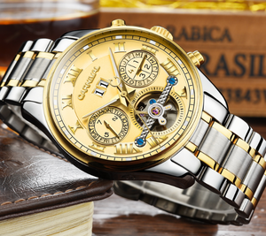 Carnival Automatic Mechanical Watches - Mashroo