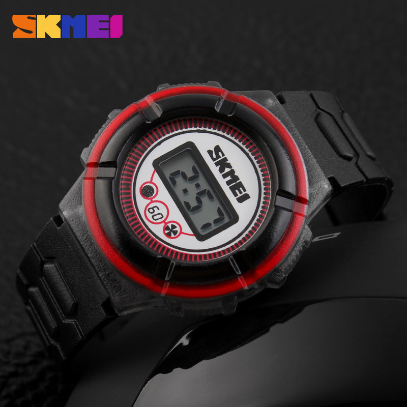 SKMEI KIDS WATCH-1097 BLK