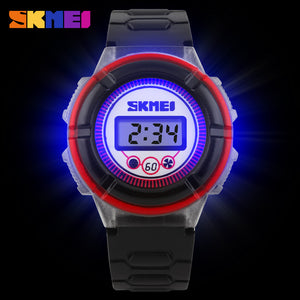 SKMEI KIDS WATCH-1097 BLK - Mashroo