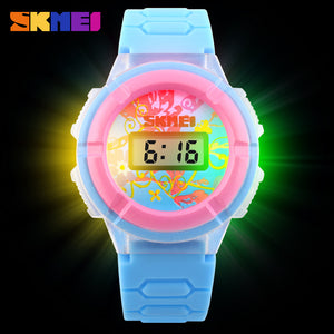 SKMEI KIDS WATCH-1097 BLU - Mashroo