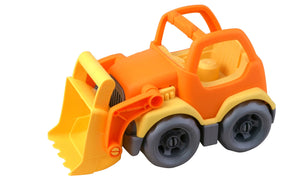 Eco Friendly Scooper Bricks Vehicle - 7 Pieces - Mashroo