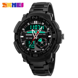 SKMEI WATCH-1121-BLK - Mashroo