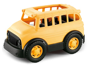 Eco Friendly School Bus Bricks Vehicle - Mashroo
