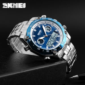 SKMEI WATCH-1204-BLU - Mashroo