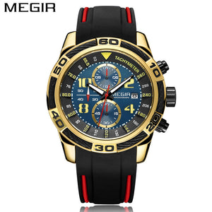 MEGIR CHRONOGRAPH WATCH M2045-A - Mashroo