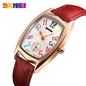 SKMEI LUXURY WATCH-1323 RGRED - Mashroo