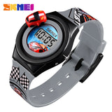 SKMEI KIDS WATCH-1376-GRY