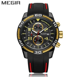 MEGIR CHRONOGRAPH WATCH M2045-C - Mashroo