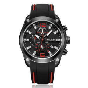 MEGIR CHRONOGRAPH WATCH M2063-A - Mashroo