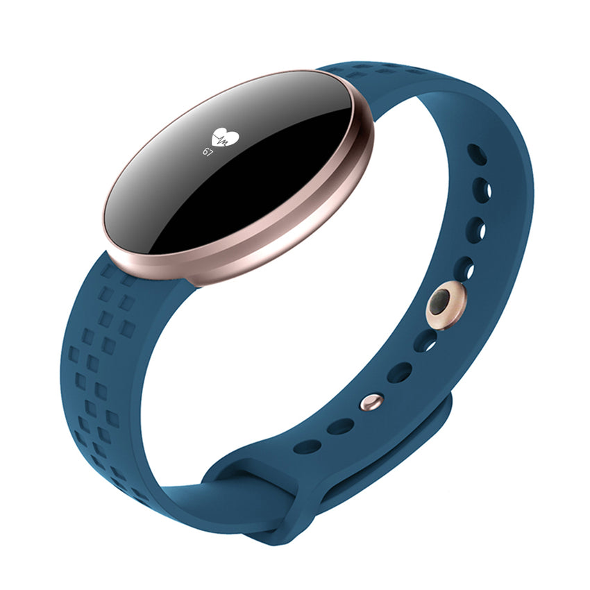 SKMEI LADIES SMART WATCH - B-16 BLU