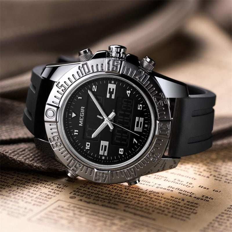 MEGIR CHRONOGRAPH WATCH M2038