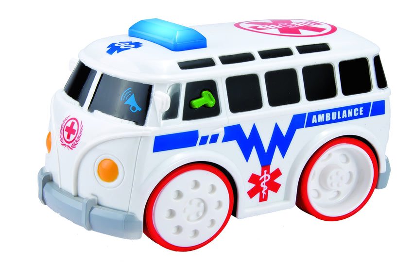 Touch & Go Public Services Vehicle-F