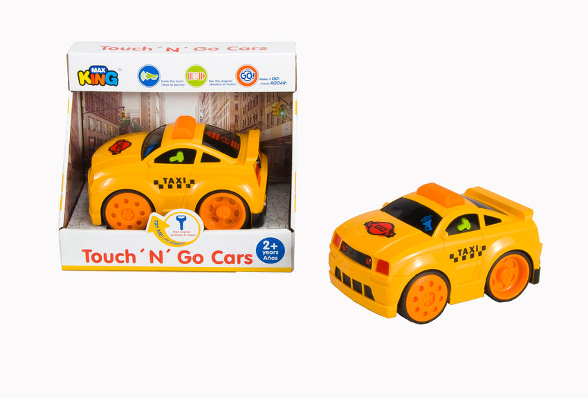 Touch & Go Public Transport Vehicle - A