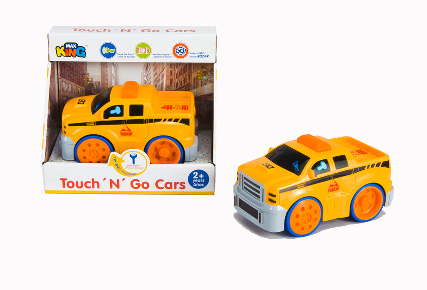 Touch & Go Public Transport Vehicle - B