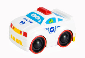 Touch & Go Public Services Vehicle - A - Mashroo