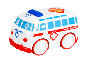 Touch & Go Public Services Vehicle - C - Mashroo