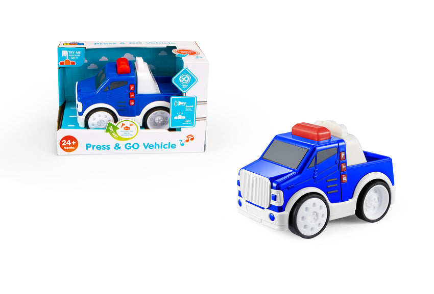 Touch & Go Utility Vehicle - A