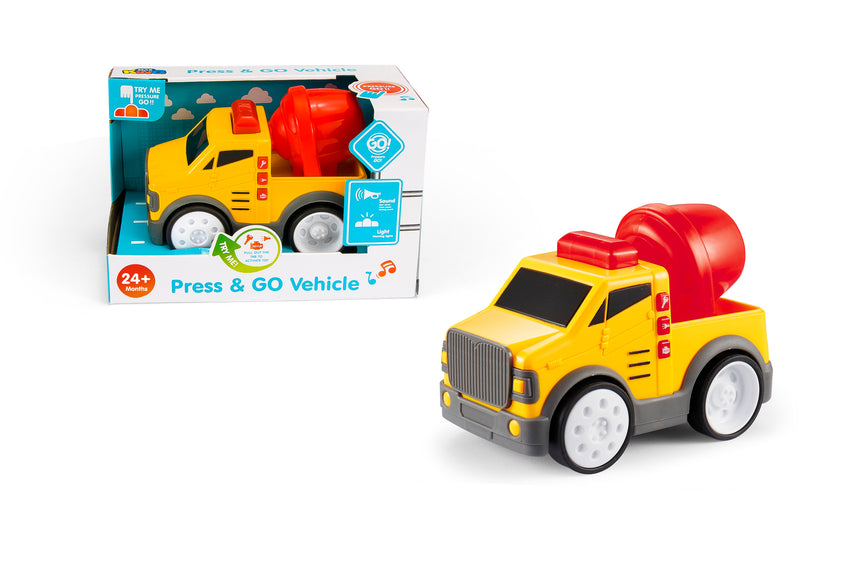 Touch & Go Construction Vehicle - B