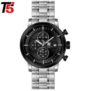 T5 CHRONOGRAPH WATCH H3451-SL - Mashroo