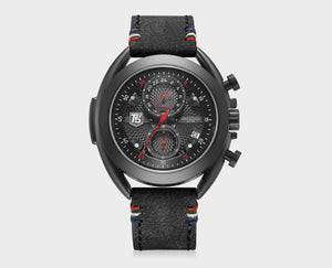 T5 CHRONOGRAPH WATCH H3673 BLK - Mashroo