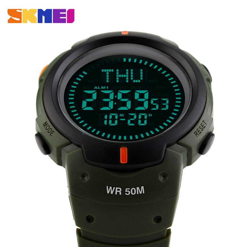 SKMEI COMPASS SERIES -1231-GRN