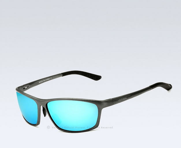 VEITHDIA POLARISED SUNGLASSES-6520-BLU