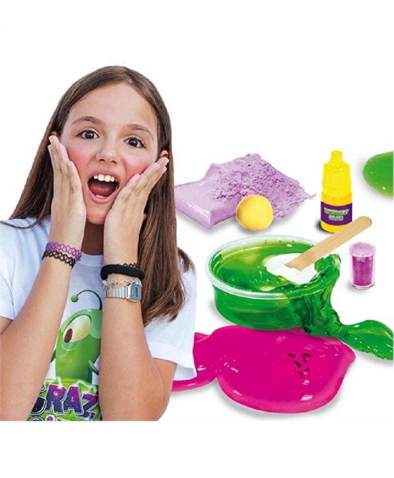 Crazy Science Laboratory Of Female Doctor Slime