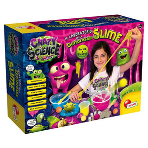Crazy Science Laboratory Of Female Doctor Slime - Mashroo
