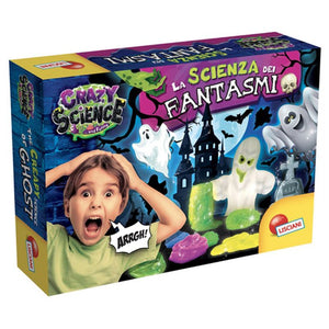 CRAZY SCIENCE LABORATORY THE SCIENCE OF GHOSTS - Mashroo