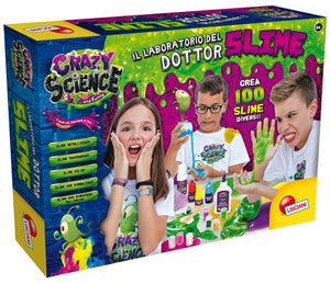 Crazy Science The Great Laboratory Of Doctor Slime - Mashroo