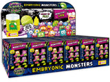 CRAZY SCIENCE - EMBRYONIC MONSTERS
